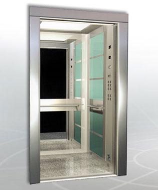asansör kabini kapasitesi